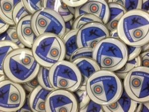 Personalised Club/Organisation Badges From
